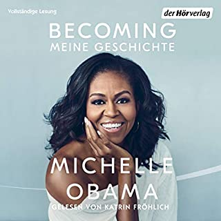 BECOMING (German edition) audiobook cover art