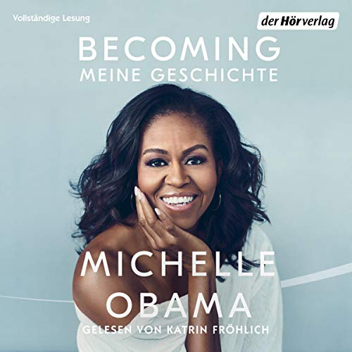 BECOMING (German edition) cover art
