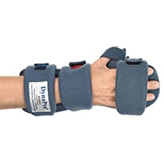 DynaPro Finger Flex is designed for treatment of spasticity DynaPro Resting Hand has a rigid finger platform Heat moldable core Finger separator included Made in the USA