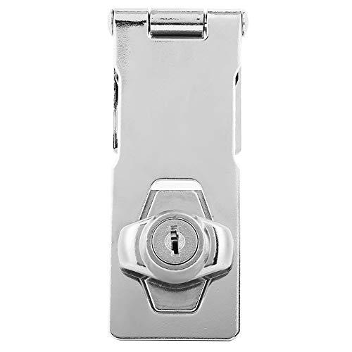 JYQ-SZRQ Cerradura Cajón De Aleación De Zinc Keyed Hasp Cerraduras De Seguridad Hardware para El Armario De Muebles Closet
