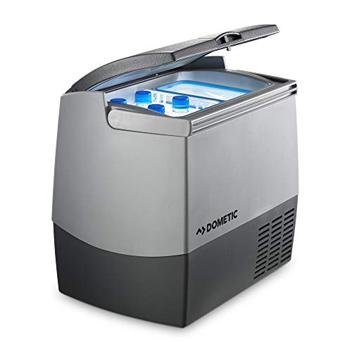 Dometic CoolFreeze CDF 18, tragbare elektrische Kompressor-Kühlbox/Gefrierbox, 18 Liter, 12/24...