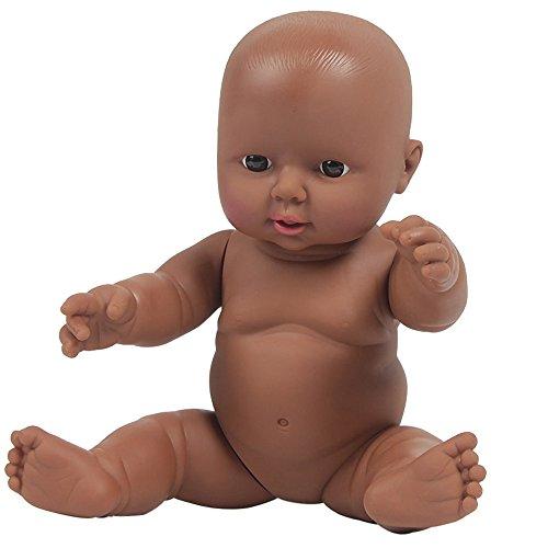 DOGZI Reborn Bebé Muñeca emulada Suave Niños Renacido Picardias Juguetes Niño Niña Cumpleaños sin Ropa,Viernes Negro Juguetes para niños