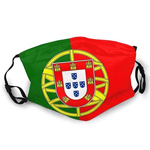NA Andrews-GL Masque confortable pour le visage PORTUGAL Résistant au soleil Mode Bandana pour la pêche