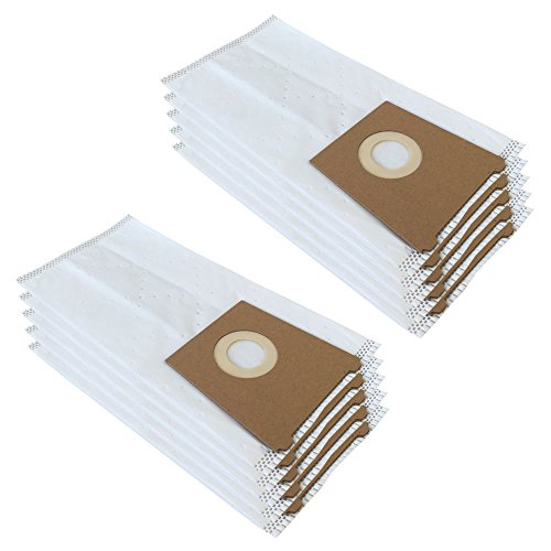 PakTrade 10x Staubsaugerbeutel Staubbeutel Für Bosch Ventaro PSM 1400 Filter-säcke Schleifmaschine Staubsack