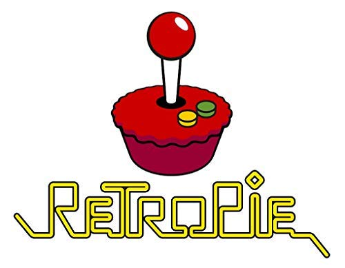 FL Techz RetroPie 11,000+ Games MicroSD Card for...