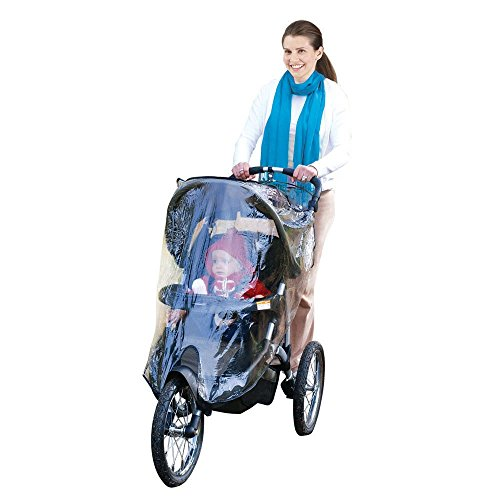 Jeep Jogging Stroller Weather Shield, Baby Rain Cover, Universal...