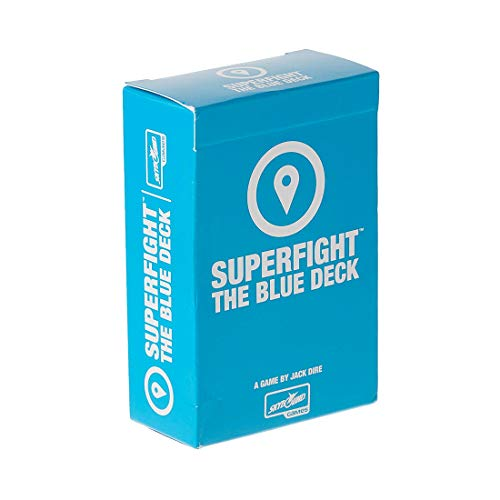 Superfight: The Blau Deck