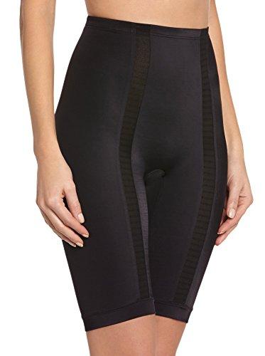 Playtex Exp-Silhouette Formslip langes Bein, 4205 Pantalones moldeadores, Negro (Schwarz 1001), 42 (Talla Fabricante: 42 (L)) para Mujer