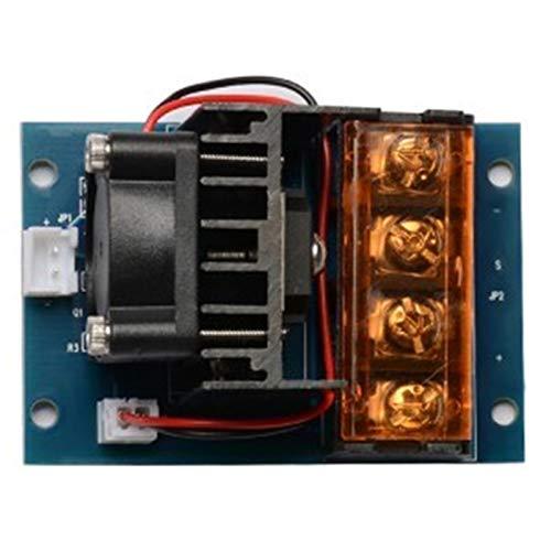 ZHANGSHENG ZSHENG 24-V-Hotbett-Hochleistungsmodul + Übereinstimmende Verdrahtung für 3D-Drucker (Size : Module)