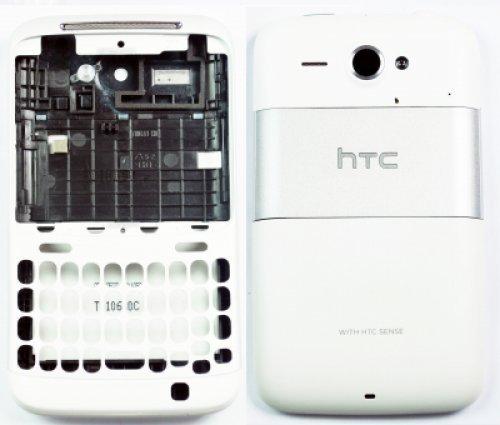 Guscio per HTC ChaCha G16 White (Front+B.C) (Original)