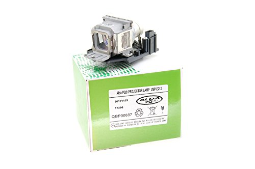 Alda PQ-Premium, Lámpara de proyector para Sony VPL SX536 Proyectores, lámpara con Carcasa