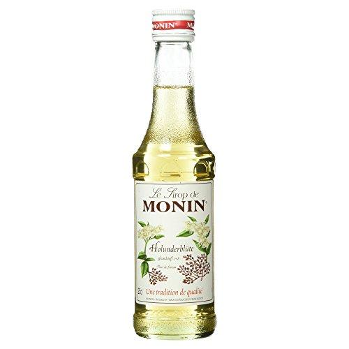 Monin Sirup Holunderblüte (1 x 250 ml)