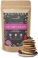 Simply Keto Low Carb Pancake Mix - Low Carb Backmischung ergibt 750g Teig für Pancakes, Waffeln oder Kaiserschmarrn - Nur...