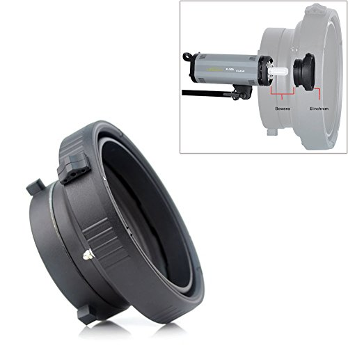 Bowens to Elinchrom Adapter