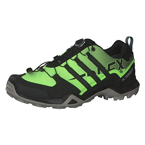 adidas Terrex Swift R2 GTX, Zapatillas de Hiking, VERSEN/NEGBÁS/Gridos, 38 2/3 EU
