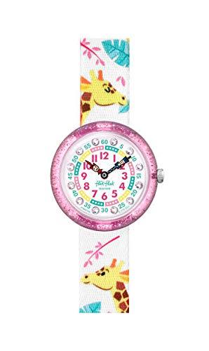 Uhren Flik Flak Goes Wild FBNP169 GIRAFFIC Park