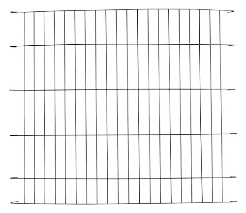 Ellie-Bo Black Divider for 42 inch Extra Large Dog Crate Cag
