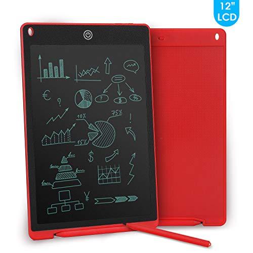 Mafiti Pulgadas Tableta Gráfica, Tableta de Escritura LCD, Portátil para...