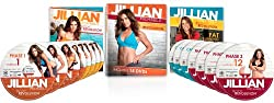 Amazon 12 days of deals Dec. 12 | Sports and Fitness | Jillian Michaels extreme 90-day weight loss system, 15 DVD set