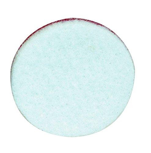 PROXXON 28666 Polierscheiben Filz Packung mit 2 Stück für WP/E