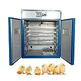 JHKGY Incubadora De Huevos,Máquina para Incubar Aves De Corral Completamente...