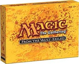 Magic The Gathering From the Vault Exiled