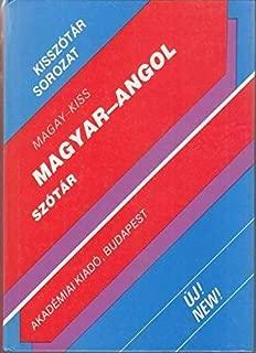 Hungarian-English Pocket Dictionary