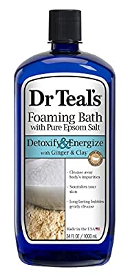 Dr Teal's Foaming Bath