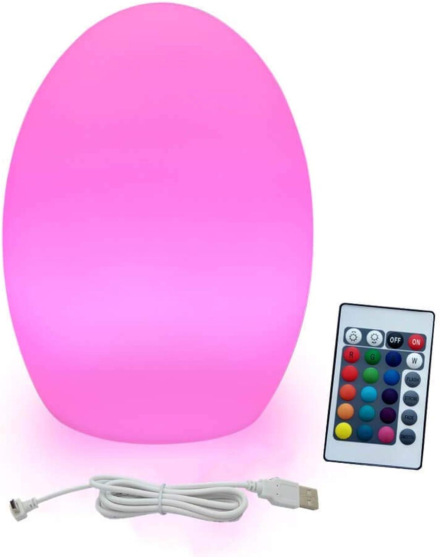 Stimmungslampen, Led-Nachttischlampen Für Kinder, Wiederaufladbare Usb-16 Für