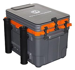 Wilderness Systems Kayak Crate | 4 Rod Holders | Kayak Tackle Storage | Fits Most Kayaks (B075938B67) | Amazon price tracker / tracking, Amazon price history charts, Amazon price watches, Amazon price drop alerts