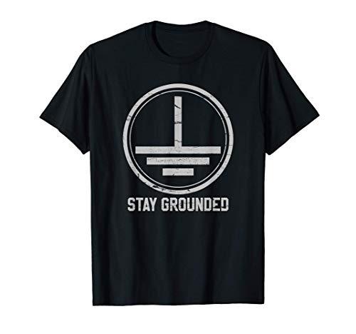 Herren Elektriker T-Shirt - Elektrotechnik Elektroniker Geschenk T-Shirt