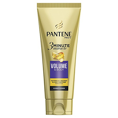Pantene 3 Minute Miracle Volume & Body Conditioner 200ml
