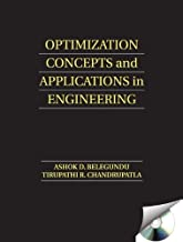 Optimization Concepts and Applications in Engineering [With CDROM] OPTIMIZATION CONCEPTS AND APPLICATIONS IN ENGINEERING [WITH CDROM] BY Belegundu, Ashok D.( Author ) on Mar-28-2011 Hardcover