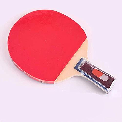 JIANGCJ bajo Precio. Ping Pong Paleta de Cuatro Estrellas Tenis Raqueta de Tenis Ping-Pong Raqueta Horizontal Tiro Adulto niños Entrenamiento Competencia sacudir Las Manos