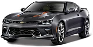 Maisto 1:18 Special Edition - 2017 Chevrolet Camaro Fifty (50TH Anniversary) Grey Color 31385GRY
