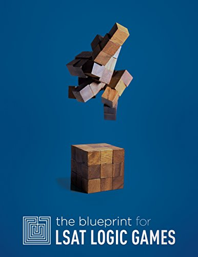 The Blueprint for LSAT Logic Games