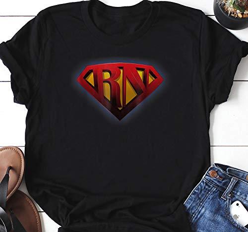 Super Nurse Rn Superhero Registered Nurse T-Shirt, Register Nurse Shirt, Wonder Nurse Women Gifts, School Nurse Shirts, Nurse T-Shirt, Long Sleeve, Sweatshirt, Hoodie