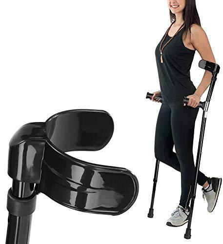ZLJ Soft comfortable grip crutch...