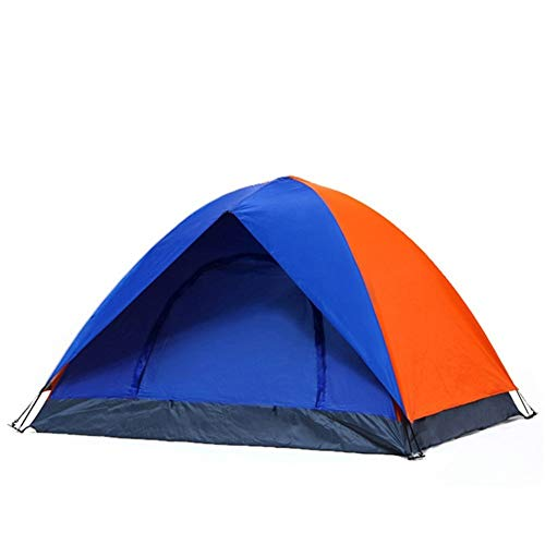 Nanna Easy Set Up Dome Holiday Tent Double Layer Tent Camping Tent Waterproof Instant Automatic Unisex Outdoor Dome Tent