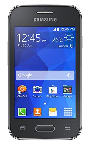 Samsung Galaxy Young 2 SM-G130H 8,89 cm (3.5') 0,5 GB 4 GB Doppia SIM Nero, Grigio 1300 mAh