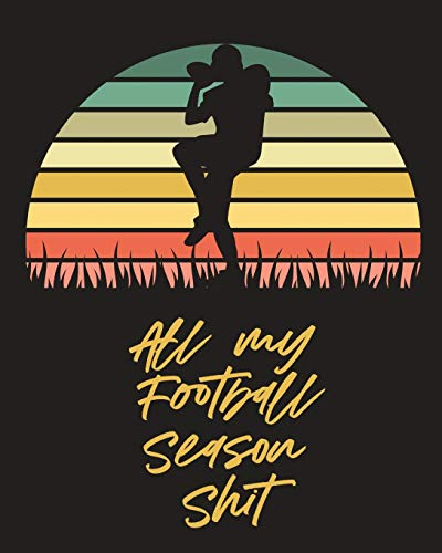 All My Football Season Shit: For Players | Coaches | Kids | Youth Football | Intercepted