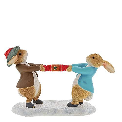 Beatrix Potter Peter & Benjamin A30180 Figurine Cracker