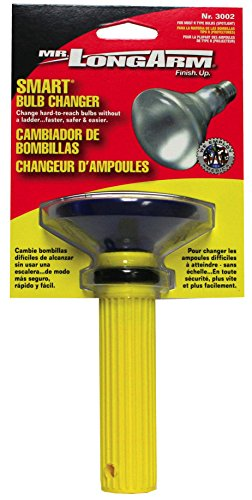 Mr. Longarm 3002 Smart Heavy Duty Non-Conductive Bulb Changer Kit