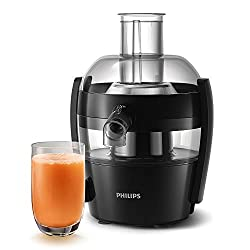 Get more goodness in everyday with a delicious fresh juice An easy way to increase your daily fruit and veg intake, the compact juicer makes up to 1.5l in one go, enough for a whole family From zesty oranges to cooling cucumber, getting a wide variet...