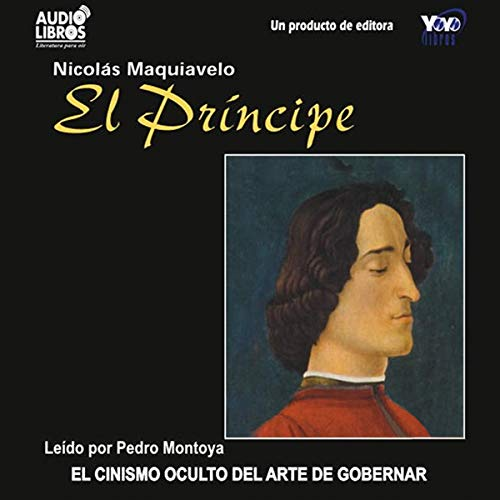 El Principe [The Prince] audiobook cover art