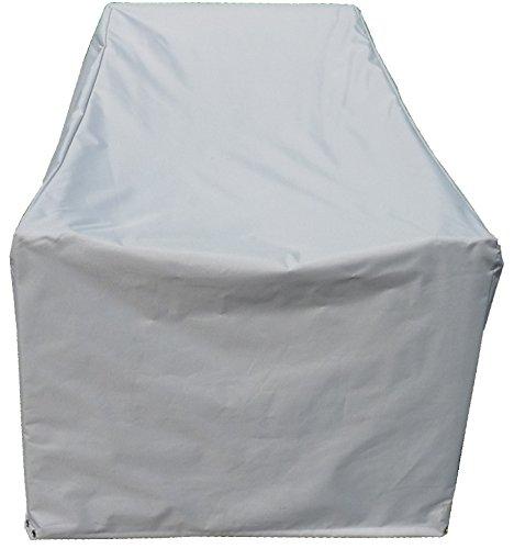 GRASEKAMP Qualität seit 1972 Schutzhülle zu Lanzarote Lounge Sessel Polyester/PVC