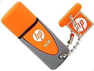 ذاكرة فلاش يو اس بي v245o 16GB مقاوم للماء والصدمات، برتقالي، FDU16GBHPV245O-EF