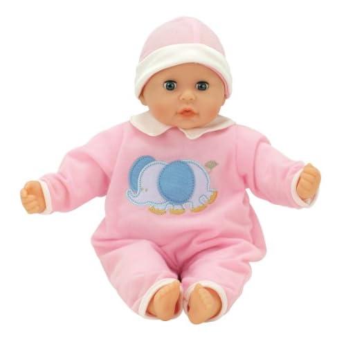 Grandi Giochi Besteam BST368 - Bambola Baby Capricci