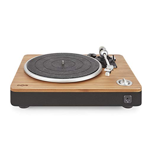 #5 House of Marley Stir It Up Turntable Giradischi, 45/33 Giri - FASCIA MEDIA
