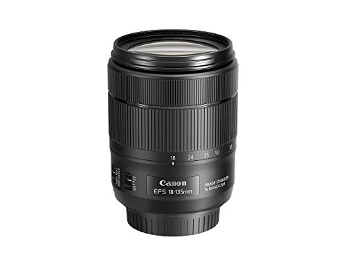 Canon - 1276C005, EF-S 18 – 135 mm f/3.5 – 5.6 IS USM